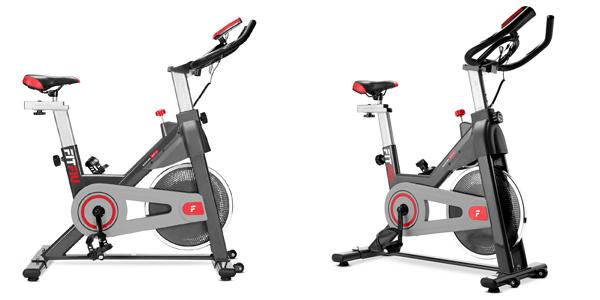 Bicicleta spinning Fitfiu BS-50 bici indoor volante inercia 11kg barata en eBay