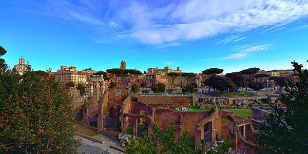 billetes de avión a Roma a precio de chollo