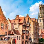 Brujas y Bruselas viaje combinado oferta