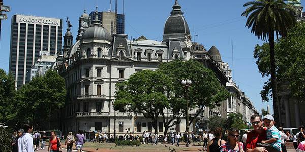 Buenos Aires Argentina vacaciones Semana Santa chollo
