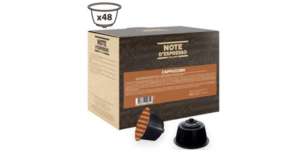 Caja x48 Cápsulas Dolce Gusto Note D'Espresso Capuccino chollo en Amazon
