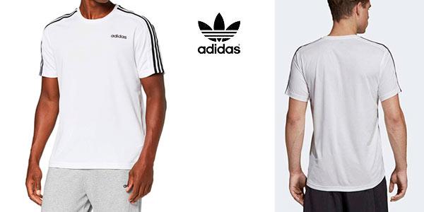 Camiseta Adidas Design 2 Move 3 barata en Amazon