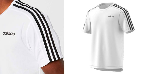 Camiseta Adidas Design 2 Move 3 en oferta en Amazon