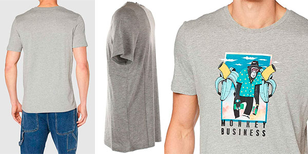 Camiseta Jack & Jones Jorfunnymal para hombre barata