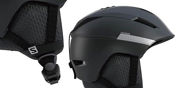 casco de seguridad para esquí Salomon Pioneer X oferta