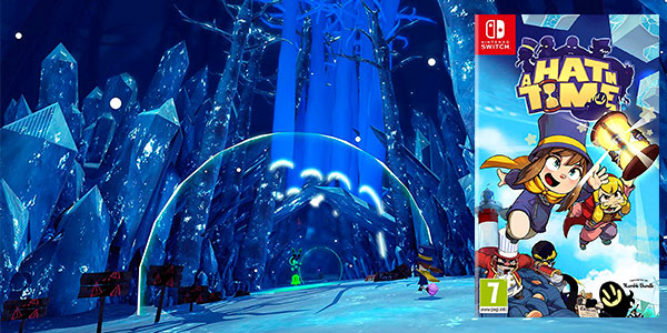 Chollo A Hat in Time para Switch
