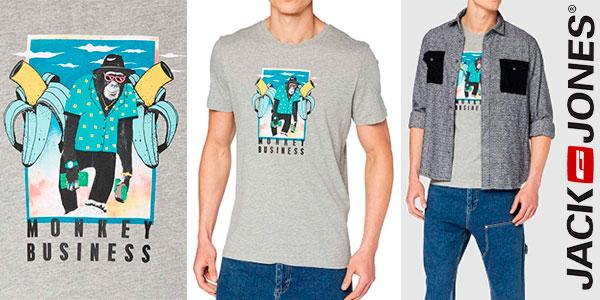 Chollo Camiseta Jack & Jones Jorfunnymal para hombre