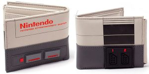 Chollo Cartera monedero Nintendo 8 Bits