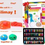 Chollo Kit DIY de Slime de 24 colores