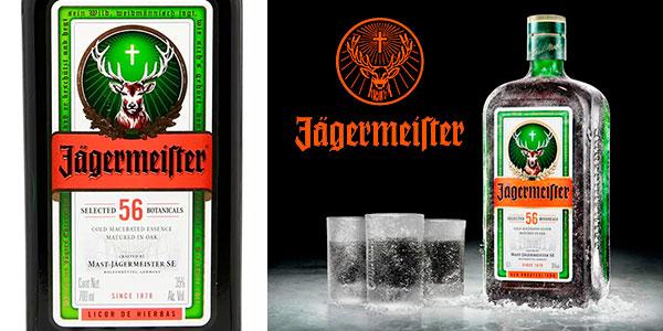 Chollo Licor de hierbas Jägermeister de 700 ml