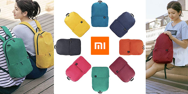 Mochila Xiaomi en varios colores