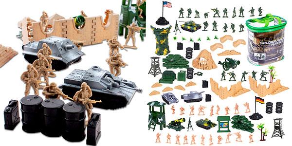 Chollo Pack de 100 Soldaditos de batalla deAO