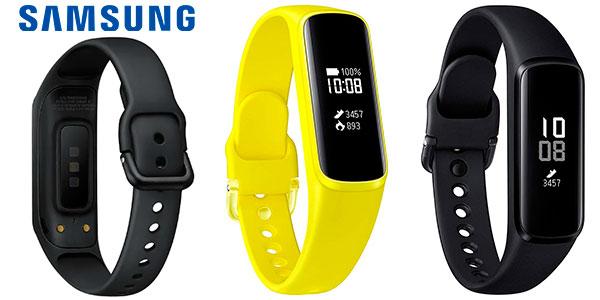 Chollo Pulsera de actividad Samsung Galaxy Fit e