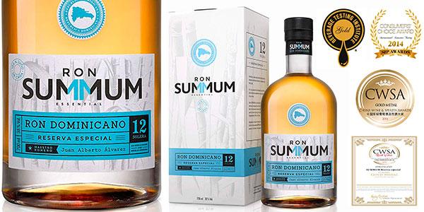 Chollo Ron Summum Reserva Especial 12 Años de 700 ml