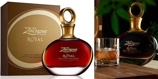 Chollo Ron Zacapa Centenario Royal Solera Gran Reserva Especial de 700 ml