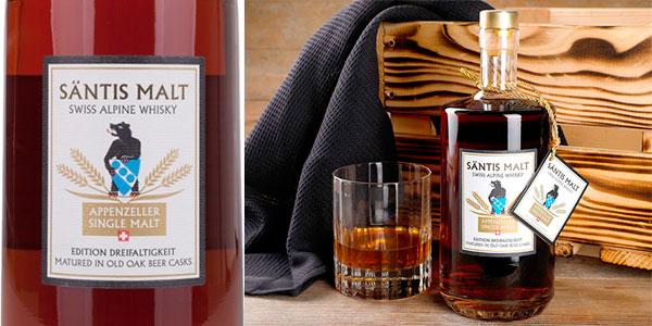 Chollo Whisky Säntis Malt Edition Dreifaltigkeit