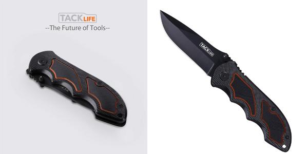 Cuchillo plegable Tacklife FK03 barato en Amazon
