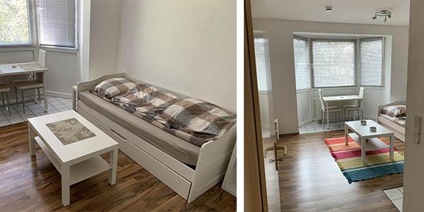 Cute Suite 117 apartamento céntrico en Düsseldorf chollo