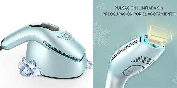 Depiladora IPL DEESS Icy Cooling GP590 barata en Amazon