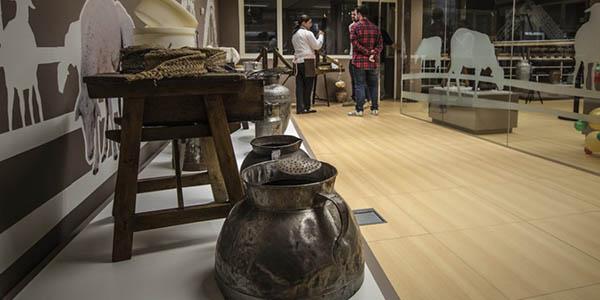 escapada gastronómica a Toledo con visita al Museo del Queso Manchego
