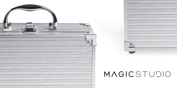 Estuche de Maquillaje Magic Studio Perfect Traveler Metalic Edition chollo en Amazon