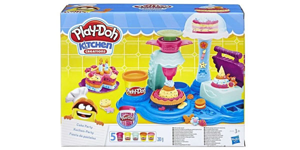 Play-Doh Cake Party (Hasbro B3399) chollazo en Amazon