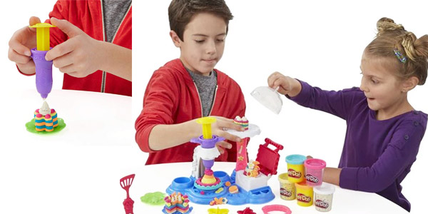 Play-Doh Cake Party (Hasbro B3399) chollo en Amazon