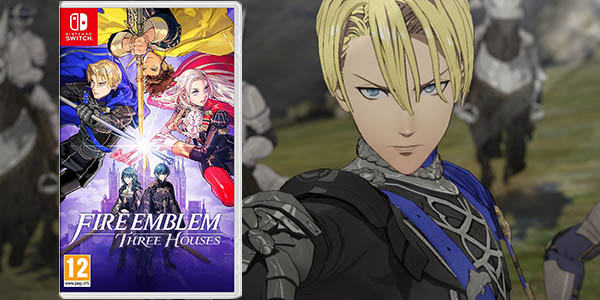 Fire Emblem: Three Houses para Nintendo Switch