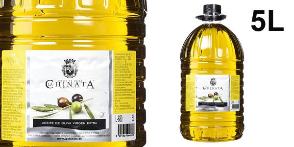 La Chinata Aceite de oliva VIRGEN EXTRA 5 litros barata en Amazon