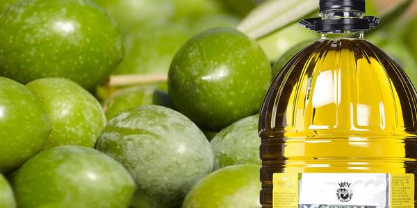 La Chinata Aceite de oliva VIRGEN EXTRA 5 litros chollo en Amazon