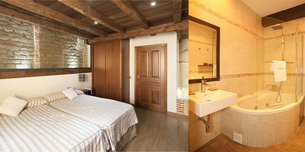 Hostería del Mudéjar Ávila hotel escapada romántica chollo