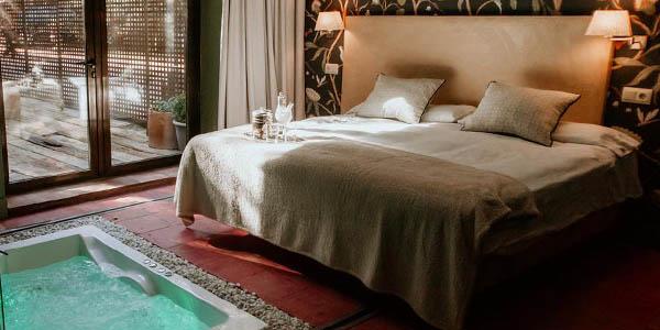 Hotel Boutique Pinar Cuenca oferta estancia con encanto