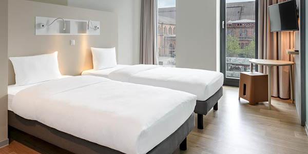 Hotel iBis Bremen relación calidad-precio alta