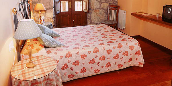 Hotel Posada del Valle Cangas de Onís alojamiento ecológico con relación calidad-precio estupenda
