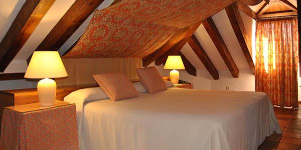 Hotel Villa Pedraza oferta estancia en pareja