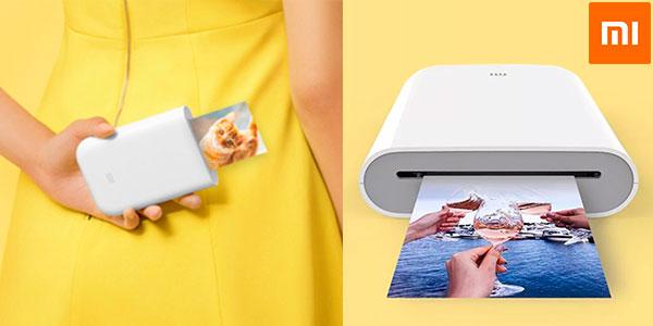 Impresora portátil Xiaomi Mijia Photo Printer AR barata