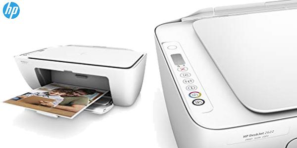 Impresora multifunción HP Deskjet 2622 chollo en Amazon