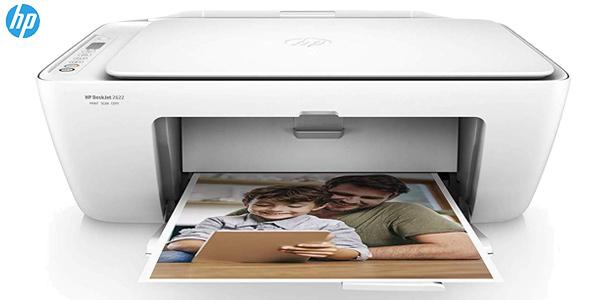Impresora multifunción HP Deskjet 2622 chollazo en Amazon