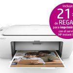 Impresora multifunción HP Deskjet 2622 barata en Amazon