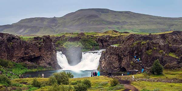 Islandia viaje barato con excursión escenarios Juego de tronos
