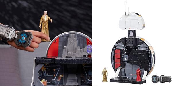 Star Wars Juego 2 en 1 Force Link BB-8 (Hasbro C1253) barato en Amazon