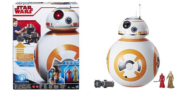 Star Wars Juego 2 en 1 Force Link BB-8 (Hasbro C1253) chollo en Amazon