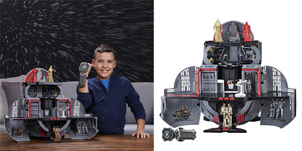 Star Wars Juego 2 en 1 Force Link BB-8 (Hasbro C1253) chollazo en Amazon
