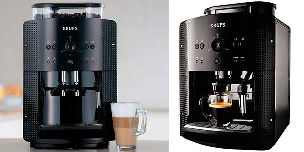 Cafetera superautomática Krups Roma Essential Espresso de 15 bares barata