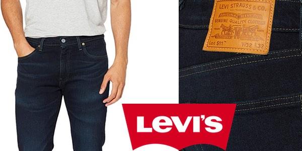 Levi's 511 Slim Fit baratos