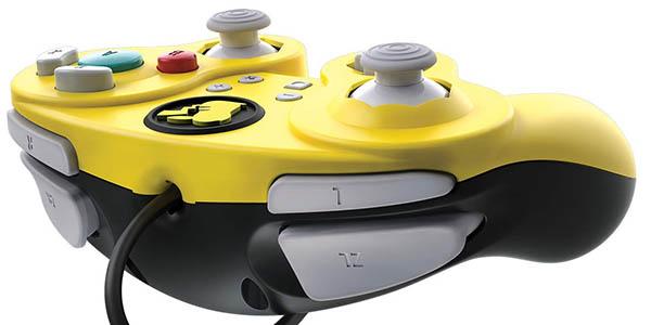 Mando PDP Smash Pad Pro Pikachu con cable en Amazon