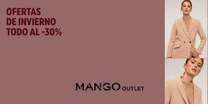 Mango Outlet rebajas de enero 2021