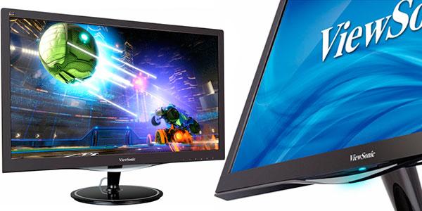 "Monitor ViewSonic VX2457MHD Full HD de 24"" barato"