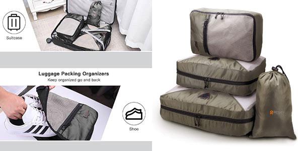 Organizadores de equipaje Reyleo baratos en Amazon