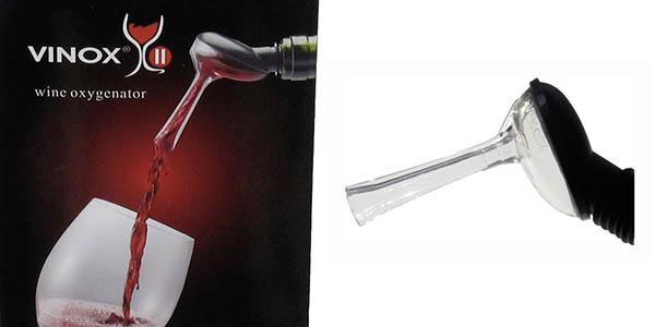 oxigenador de vino Vinox a precio de chollo